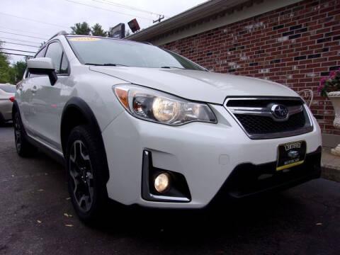 2016 Subaru Crosstrek for sale at Certified Motorcars LLC in Franklin NH