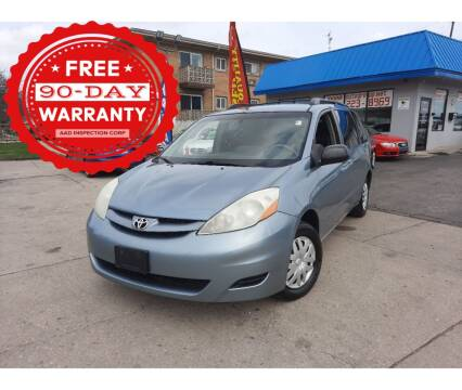 2006 Toyota Sienna for sale at Nationwide Auto Group in Melrose Park IL