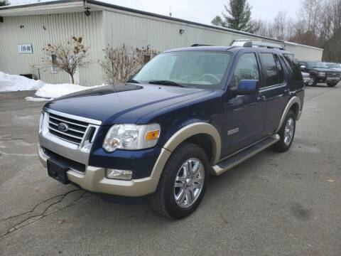 2007 Ford Explorer for sale at Pelham Auto Group in Pelham NH
