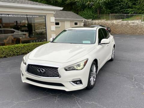 2018 Infiniti Q50 for sale at Nodine Motor Company in Inman SC