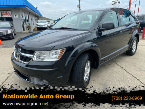 2009 Dodge Journey for sale at Nationwide Auto Group in Melrose Park IL