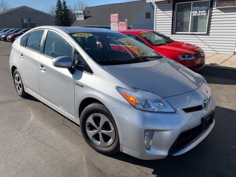 2013 Toyota Prius for sale at OZ BROTHERS AUTO in Webster NY