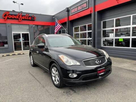 2008 Infiniti EX35 for sale at Goodfella's  Motor Company in Tacoma WA