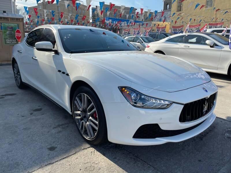 2017 Maserati Ghibli for sale at Elite Automall Inc in Ridgewood NY