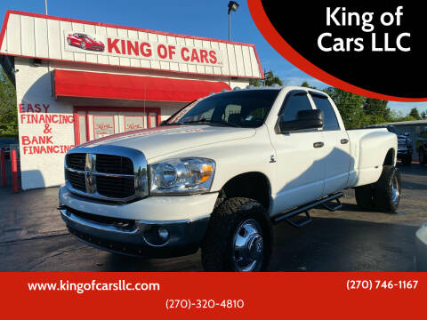 2007 Dodge Ram Pickup 3500 for sale at King of Cars LLC in Bowling Green KY