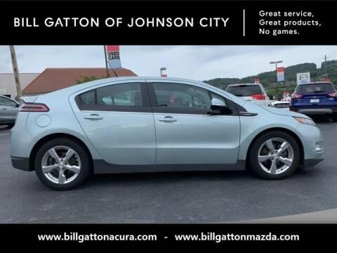 2013 Chevrolet Volt for sale at Bill Gatton Used Cars - BILL GATTON ACURA MAZDA in Johnson City TN