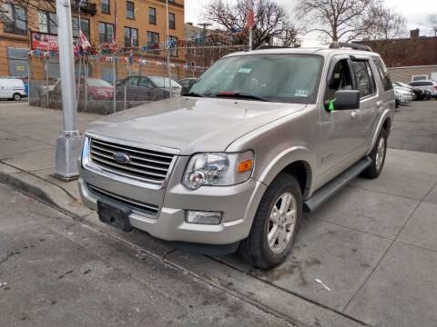 2008 Ford Explorer for sale at Brick City Affordable Cars in Newark NJ