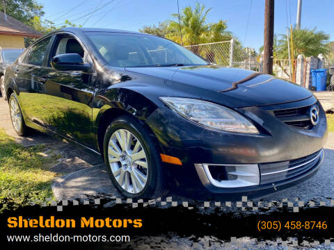 2010 Mazda MAZDA6 for sale at Sheldon Motors in Tampa FL