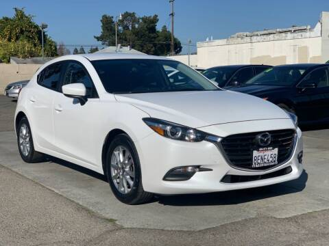 2018 Mazda MAZDA3 for sale at H & K Auto Sales & Leasing in San Jose CA
