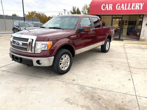 2010 Ford F-150 for sale at Car Gallery in Oklahoma City OK