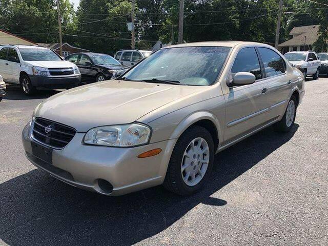 2001 Nissan Maxima for sale at JC Auto Sales - Suburban Motors in Belleville IL