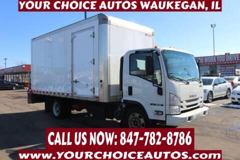 2016 Isuzu NQR for sale at Your Choice Autos - Waukegan in Waukegan IL