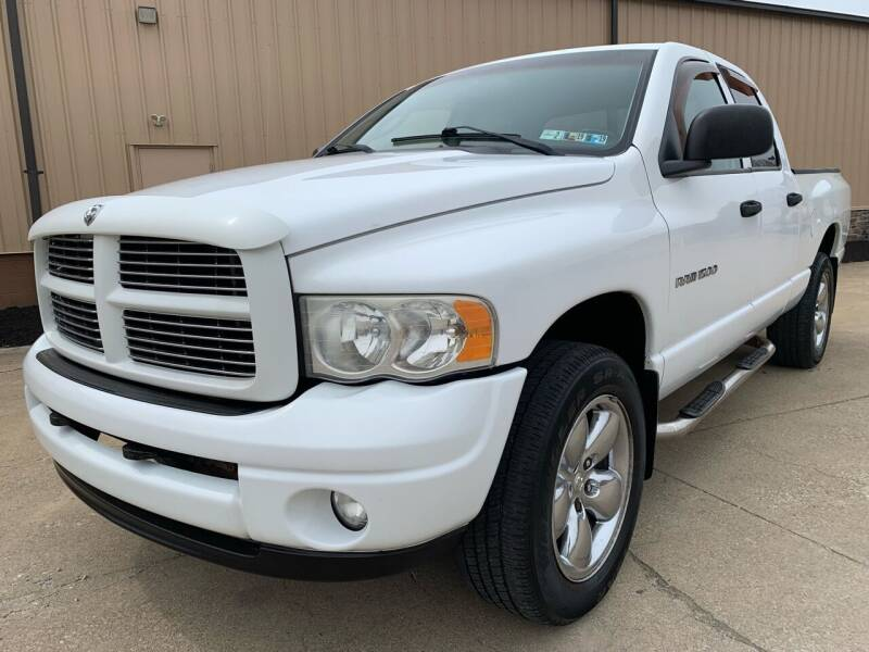 2003 Dodge Ram Pickup 1500 for sale at Prime Auto Sales in Uniontown OH