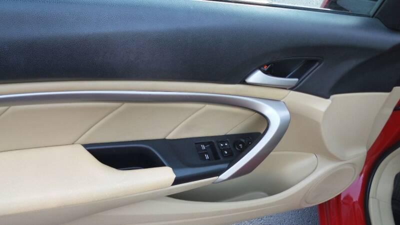 2008 Honda Accord EX-L V6 2dr Coupe 5A - Albany NY
