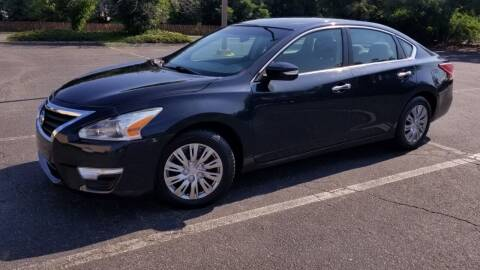 2013 Nissan Altima for sale at Ultimate Motors in Port Monmouth NJ