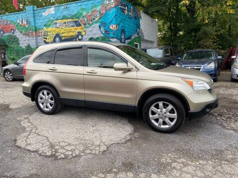 2007 Honda CR-V for sale at Showcase Motors in Pittsburgh PA