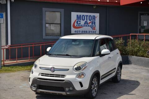 2015 FIAT 500L for sale at Motor Car Concepts II - Kirkman Location in Orlando FL
