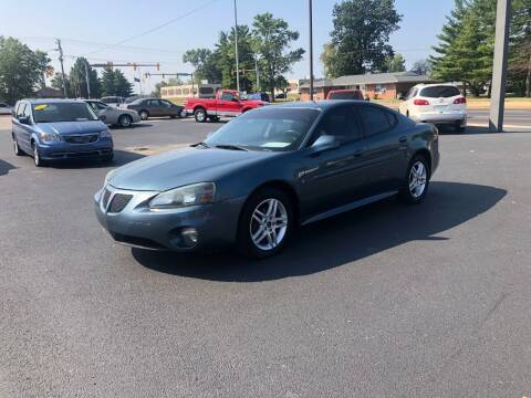 2006 Pontiac Grand Prix for sale at Approved Automotive Group in Terre Haute IN