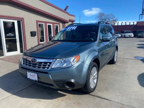 2011 Subaru Forester for sale at Sexton's Car Collection Inc in Idaho Falls ID
