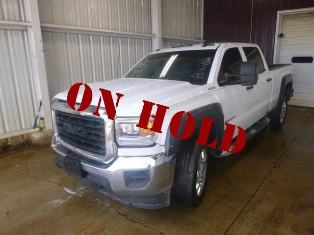 2016 GMC Sierra 2500HD for sale at East Coast Auto Source Inc. in Bedford VA