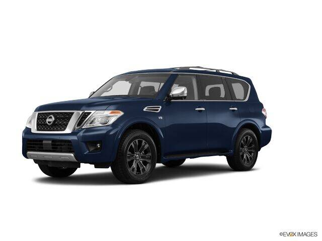 2017 Nissan Armada for sale at Ken Wilson Ford in Canton NC
