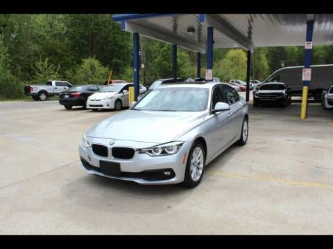 2018 BMW 3 Series for sale at Inline Auto Sales in Fuquay Varina NC