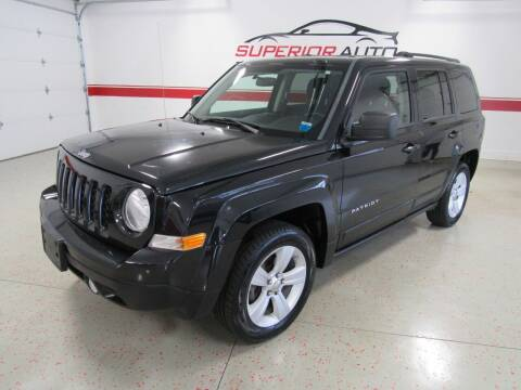 2011 Jeep Patriot for sale at Superior Auto Sales in New Windsor NY