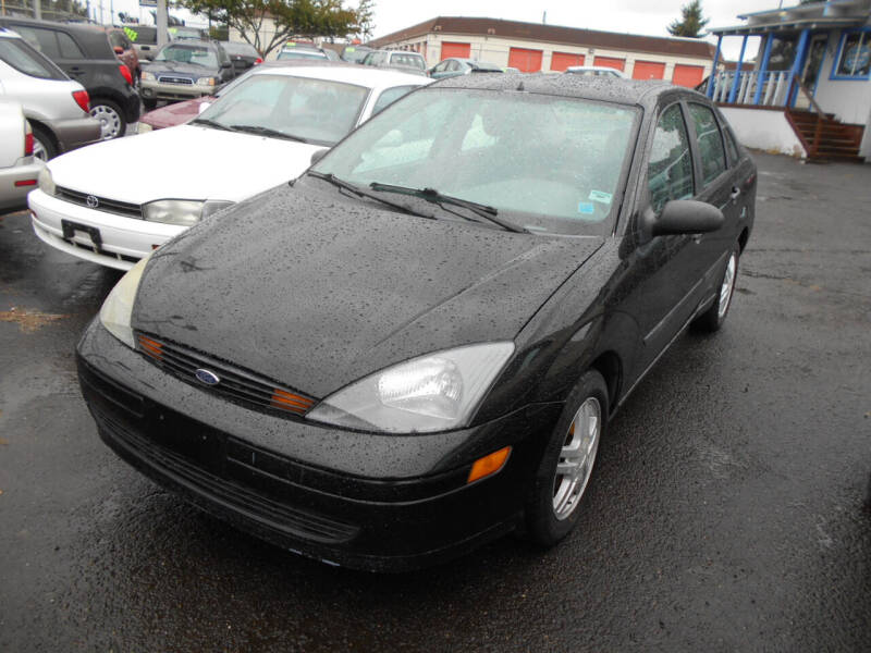 2003 Ford Focus for sale at Family Auto Network in Portland OR