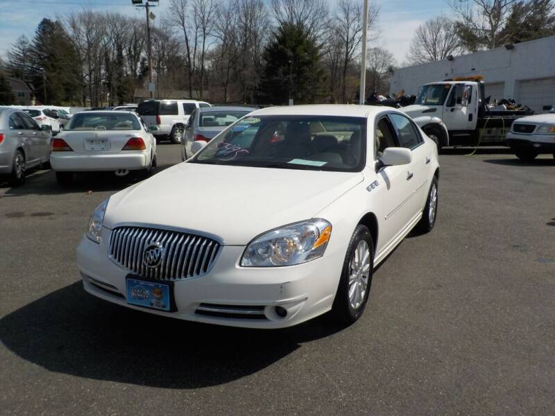 2011 Buick Lucerne for sale at United Auto Land in Woodbury NJ