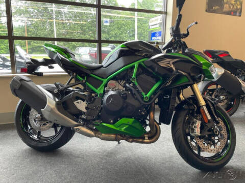 2021 Kawasaki Z H2 SPECIAL EDITION for sale at ROUTE 3A MOTORS INC in North Chelmsford MA