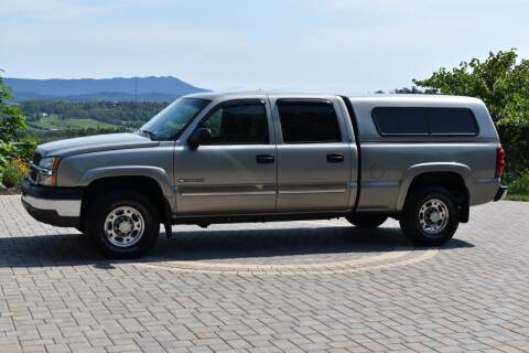 2003 Chevrolet Silverado 1500HD for sale at JW Auto Sales LLC in Harrisonburg VA