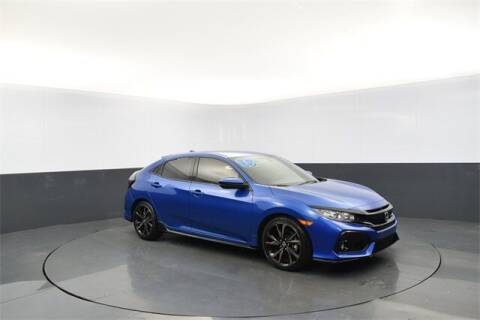 2018 Honda Civic for sale at Tim Short Auto Mall in Corbin KY