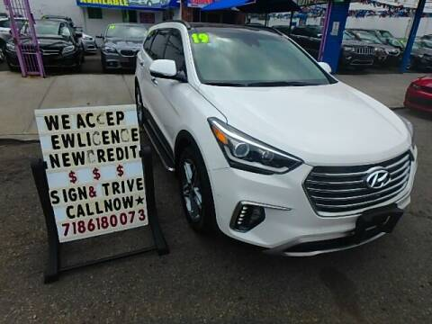 2018 Hyundai Santa Fe for sale at 4530 Tip Top Car Dealer Inc in Bronx NY