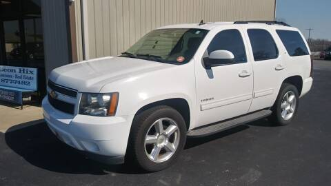 2011 Chevrolet Tahoe for sale at MotorCars LLC in Wellford SC
