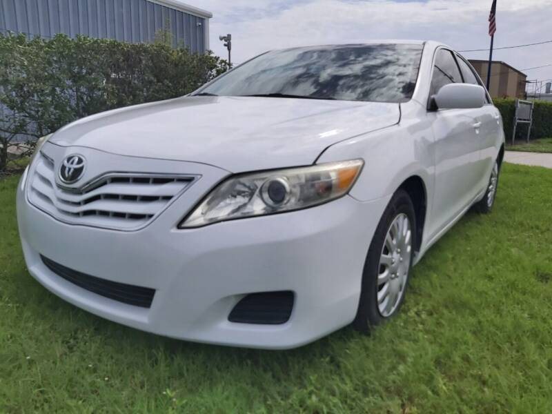 2011 Toyota Camry for sale at Affordable Auto in Ocoee FL