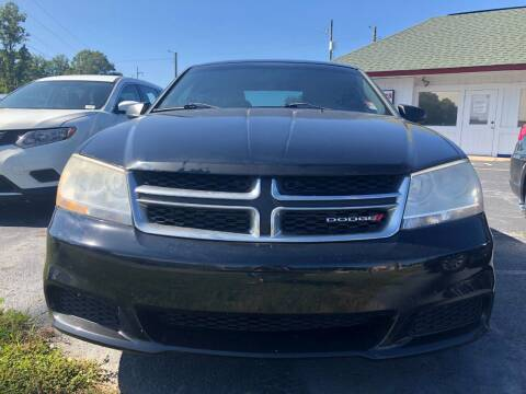 2014 Dodge Avenger for sale at R3A USA Motors in Lawrenceville GA