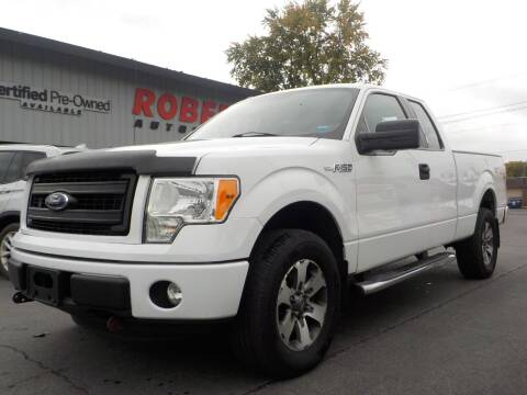 2013 Ford F-150 for sale at Roberti Automotive in Kingston NY