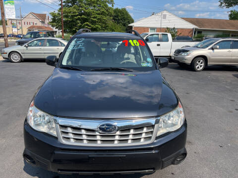 2012 Subaru Forester for sale at Roy's Auto Sales in Harrisburg PA