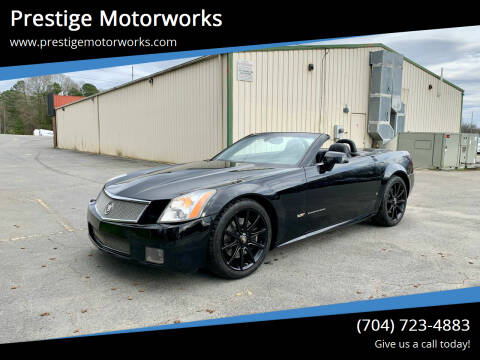 2006 Cadillac XLR-V for sale at Prestige Motorworks in Concord NC