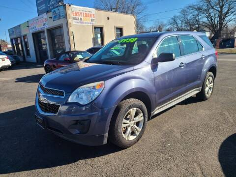 2013 Chevrolet Equinox for sale at Costas Auto Gallery in Rahway NJ