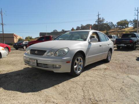 2004 Lexus GS 300 for sale at Mountain Auto in Jackson CA
