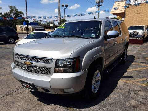 2007 Chevrolet Suburban for sale at TOP YIN MOTORS in Mount Prospect IL