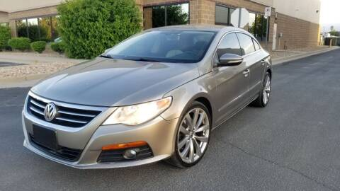 2012 Volkswagen CC for sale at LA Motors LLC in Denver CO