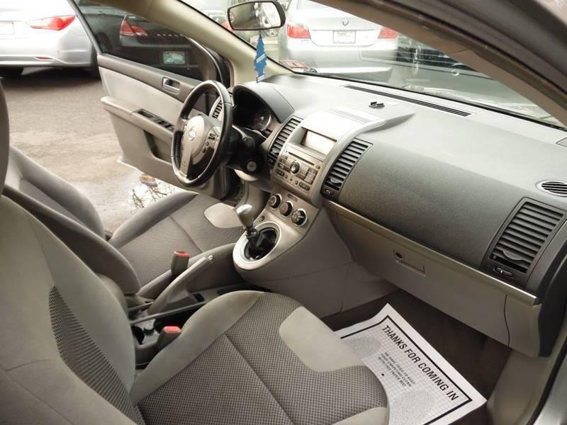 2007 Nissan Sentra 2.0 SL 4dr Sedan - Newark NJ