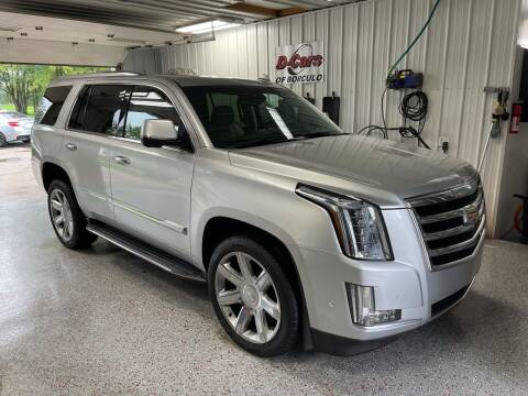 2017 Cadillac Escalade for sale at D-Cars LLC in Zeeland MI