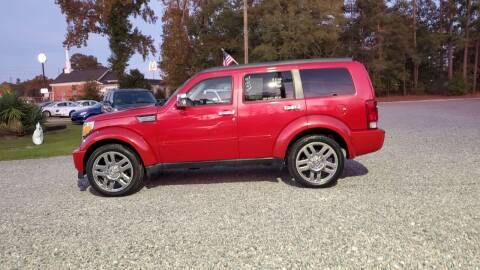 2011 Dodge Nitro for sale at Joye & Company INC, in Augusta GA