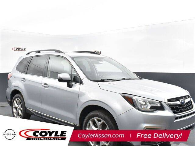 2018 Subaru Forester for sale at COYLE GM - COYLE NISSAN - Coyle Nissan in Clarksville IN