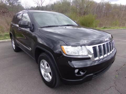 2012 Jeep Grand Cherokee for sale at J & D Auto Sales in Dalton GA