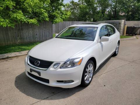 2006 Lexus GS 300 for sale at Harold Cummings Auto Sales in Henderson KY