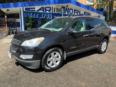 2009 Chevrolet Traverse for sale at Car World Inc in Arlington VA